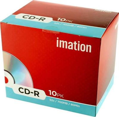 Imation CD-R 700MB 10kpl