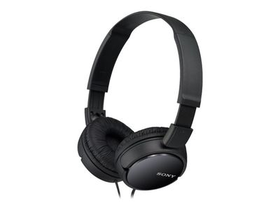 Sony MDR-ZX110NA musta B-stock